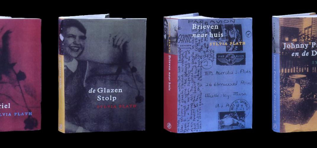 Boekomslagen Sylvia Plath