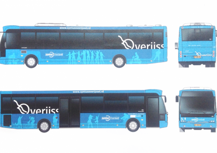 Openbaar vervoer Overijssel