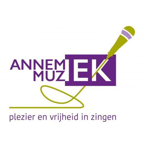 Annemiek Muziek logo