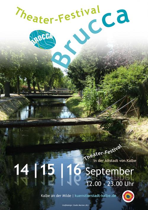 Affiche Festival Brucca 2018