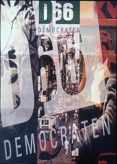 poster D66